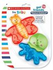 Scholastic For Baby's First Unisex Baby Toy Rattling Teether