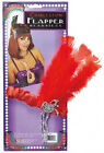 1920s Ladies Girls Flapper Charleston Boas Gloves Headband Gangster Fancy Dress