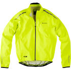 Madison Shield Men's Waterproof Jacket. Hi-Viz Yellow