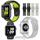 Soft Silicon Sports Bracelet Strap Replacement Band For Apple Watch iWatch 42mm