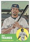 2012 TOPPS HERITAGE SP SINGLES - COMPLETE YOUR SET