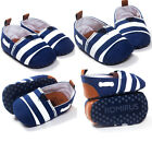 Baby Infant Toddler Shoes Boys Girls Soft Sole Sneaker Canvas Shoes Size 0-18M