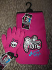 Kinder Schal Handschuhe Mütze Kappe Sets Monster High, Star Wars Mike der Ritter