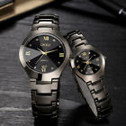 Women Men Business Watch Luxurious Waterproof Quartz Wrist Watches Party Gifts