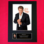 DAVID HASSELHOFF Mounted Signed Photo Reproduction Autograph Print A4 102