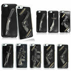 Battle War Weapons Arms Hard Back Fit Case Cover For Apple/Samsung/Sony Phones