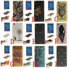 Men Women Tiger Lion Girl Case Bumper TPU Rubber Silicone Cover For Cell Phones