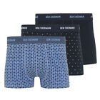 Ben Sherman Mens Boxer Shorts 3 Pack Gift Box Present Gifts For Him