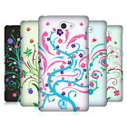 HEAD CASE DESIGNS VINES AND FLOWERS HARD BACK CASE FOR SONY PHONES 4