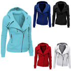 Women Fashion Winter Hooded Slim Coat Jacket Tops Casual Warm Sportwear Outwear