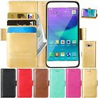 Flip Wallet Card Cash Leather Stand Magnetic Skin Case Cover For Samsung Galaxy