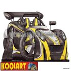 Koolart Cartoon Lotus 2 Eleven Black / Yellow - Mens Gifts (2566)