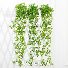 7.6ft Artificial Ivy Leaf Garland Plants Vine Fake Foliage Flowers Home Decor V