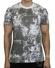 True Religion T-Shirts All Over Buddha logo Vintage Tee New Men's Tops Shirt
