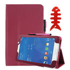 For Samsung Galaxy Tab 4 7Inch Tablet SM-T230 Leather Case Stand Cover Free Ship