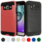 Dual Layer Shockproof Back Case Cover for Samsung Galaxy Express 3/Express Prime