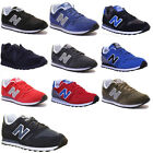 New Balance Ml 373 Unisex Suede Leather Trainers