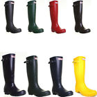 Genuine Hunter Original Tall Rain Boots Rubber Wellington Unisex Wellies