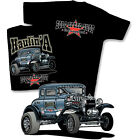 SOLO Speed Shop Haulin' A T-Shirt - Vintage Drag Ford Model A Gasser  1930 1931