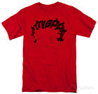 Betty Boop - Word Hair Apparel T-Shirt - Red $17.99 USD