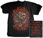 Bloodbath - Wretched Human Apparel T-Shirt - Black