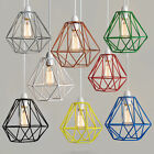 Modern Wire Frame Non Electric Bedroom Lounge Home Lighting Light Pendant Shade