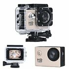 Action Cam HD DV 1080P Wasserdicht Sport Video Helm Unterwasser Kamera Camcorder Neu