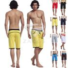 New Men Sport Short Casual Pants Athletic Baggy Jogging Training Trousers S-XL