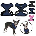 New Pet Control Harness for Dog Puppy Soft Walk Collar Safety Strap Mesh Vest