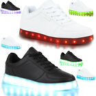 Men Women LED Lights Lace Up Luminous Sportswear Sneaker Luminous Casual Shoes
