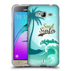 HEAD CASE DESIGNS EXTREME SPORTS COLLECTION 2 GEL CASE FOR SAMSUNG GALAXY J3