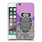 HEAD CASE DESIGNS EYE BUGS SOFT GEL CASE FOR APPLE iPHONE 6 6S