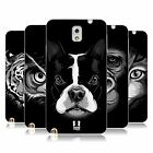 HEAD CASE DESIGNS BIG FACE ILLUSTRATED 2 SOFT GEL CASE FOR SAMSUNG GALAXY NOTE 3