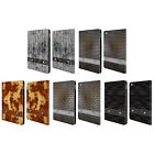 HEAD CASE DESIGNS INDUSTRIAL TEXTURES LEATHER BOOK CASE FOR APPLE iPAD AIR 2