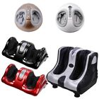 Shiatsu Foot Kneading Rolling Vibration Heating Foot Calf Ankle Leg Massager Opt