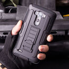 New Heavy Duty Hybrid Armor Rugged Anti-shock Hard Case Cover for LG Smart Phone