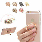 UNIVERSAL STICKY REAR ADHESIVE DIAMOND RING STAND HOLDER FOR PHONES/CASES/COVERS
