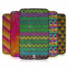 HEAD CASE DESIGNS GLITTERING PATTERNS HARD BACK CASE FOR SAMSUNG TABLETS 2
