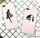 Cartoon Anime Sailor Moon Protective Soft Case Cover For Iphone 6/6s 7 7Plus