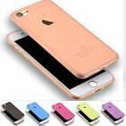 0.3mm Matte Ultra-Thin Slim Back Skins Covers Case For Apple iPhone 7 / 7 Plus