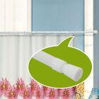 Spring Loaded ExtendableTelescopic Net  Voile Rail Curtain Pole Rod Shower Bath