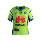 CANBERRA RAIDERS NRL 2017 OFFICIAL ISC HOME KIDS YOUTH JERSEY SUPPORTER