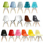 4 x Inspired Eiffel Retro DSW plastic Dining office /Dining Chair