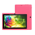 """7""""Google Android 4.4 Quad Core Tablet PC 8GB Dual Camera Wifi Bluetooth US STOCK"""