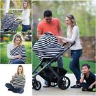 Baby Kids Car Seat Canopy Cover Nursing Scarf Cover Up Apron For Breastfeeding H