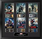 "Marvel Cinematic Universe Phase 2 FilmCells 20""x19"" Mixed Montage FC6321"