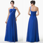 Sexy Long Chiffon Evening Ball Gown Cocktail Formal Party Prom Bridesmaid Dress
