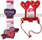 TARGET* PET COSTUME Accessories VALENTINES DAY Collar+Headwear NEW! *YOU CHOOSE*