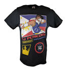 TJ Perkins Cruiserweight Dab WWE Mens Black T-shirt