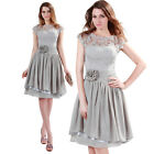 SALE * Short Mini Formal Cocktail Prom Ball Gown Bridesmaid Party Evening Dress